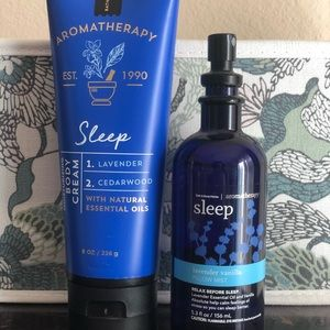 Bath and Body Works Sleep